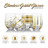 THUNDERBIRDS 1 2 3 4 5 SET OF 5 PARTY SHOT MINI GLASSES NEW GIFT BOXED