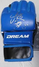 Kazushi Sakuraba Signed Dream MMA Fight Glove BAS Beckett COA Pride FC Autograph