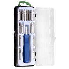 Pro Magnetic 16 in 1 Precision Screwdriver Bits Torx Kit Set Repair Tool Box HOT