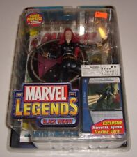 Marvel Legends Series VIII BLACK WIDOW AVENGERS DD FIGURE NEW MOC Toybiz