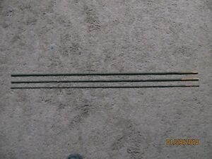 Military Antenna Mast: MS-116A, MS-117A, & MS-118A, CARC, Used