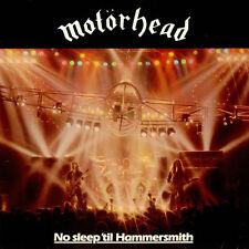 Motorhead - No Sleep 'Til Hammersmith NEW SEALED 180g LP Amazing 1980 Live!
