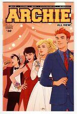 Free P & P: Archie #30 (June 2018) (H) Cover 'A', Audrey Mok