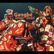 Whendo [Digipak] by Gangbe Brass Band (CD, 2005, World Village) Benin/Sealed!