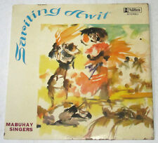 Philippines MABUHAY SINGERS Sariling Awit OPM LP Record