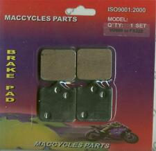 Benelli Disc Brake Pads TnT1130 Century Racer 2011-2014 Front (1 set)