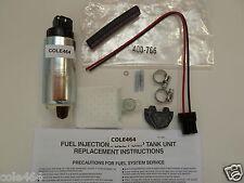 Genuine Walbro GSS341 + 400-766 KIT 255 LPH HP Fuel Pump 1989-1994 240SX S13
