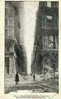 1913 #1 EQUITABLE LIFE BUILDING NEW YORK*DESTROYED BY FIRE 1/1/1912*POSTCARD
