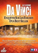 Le Code Da Vinci Enquêtes sur les énigmes d'un best-seller - DVD NEUF