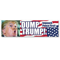 CS232 What a long strange Trump its Been  Anti President MAGNET grateful dead