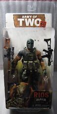 NECA Player Select Series Army of Two: The 40th Day Rios MISP!