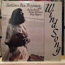 SEALED LP~SATHIMA BEA BENJAMIN~Windsong~[OG 1985 EKAPA Issue]~Kenny Barron~Billy