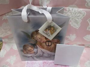 Guardian Angel 12 x 12 x 5 inch gift bag