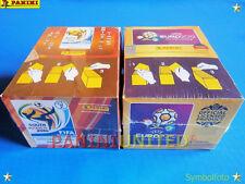 Panini★WM World Cup EURO EM★2x Box/display 200x Tüten 2010-2012 - OVP/sealed