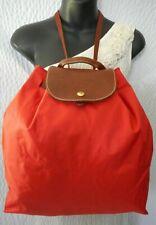 Longchamp Les Pliages Sac Backpack Style Handbag