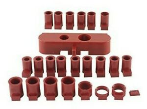 LEE LOAD ALL 2 PRESS CHARGE BAR with 25 BUSHINGS LA1057 SAME DAY SHIPPING