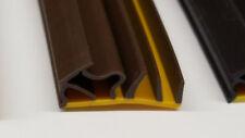 GP: 0,93€/m, 150m Fensterdichtung Falzdichtung L6050 rustikalbraun Holzfenster