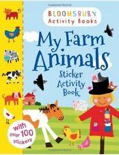 My Farm Animals Sticker Activity Book (Animals Sticker Activity Books) - New Boo