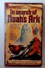 IN SEARCH OF NOAH'S ARK Balsiger & Sellier GOOD CONDITION BOOK We ship Worldwide