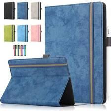 "Universa PU Leather Book Cover Case For Samsung Galaxy Tab 3 4 E Lite 7"" 8"" 9.6"""