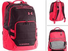 "Under Armour UA Storm Camden Backpack Bag W/ 17"" Laptop Sleeve Unisex, Vel. Plum"