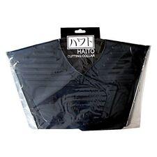 Haito Barbers Black Rubber Cutting Collar