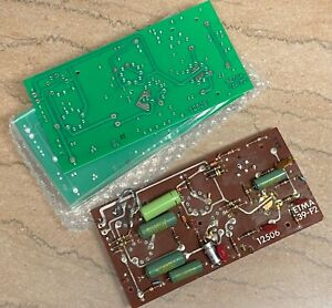 Vintage Altec Tube Amp 344A 346A 355A NEW Printed Circuit Board!