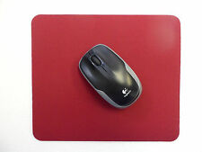 Lot 5 Mouse Pad Mice Pad For Computer Laptop Red High Quality Made In Taiwan New