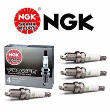 4 X NGK V-Power Resistor OEM Power Performance Spark Plugs BPR6EY # 6427