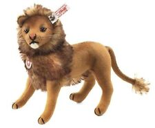 STEIFF Leo Lion EAN 035098 21cm Brown Wool felt New READ DESCRIPTION