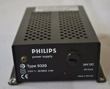PHILIPS Alimentatore/Power Supply Type 9320 230vac - 36vdc 2a (d.248)