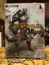 Official Play Arts Kai Kratos God Of War 3 Square Enix Licensed Sony