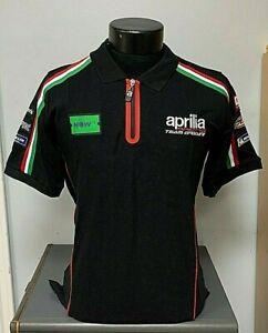 Aprilia Racing Official MotoGP 2018 Team Gresini Polo Shirt- A1POMC18REMXNE