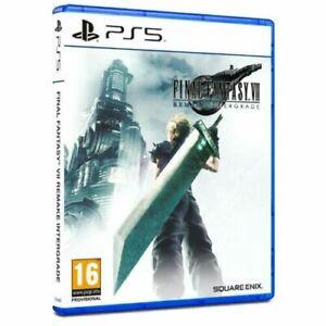 Final Fantasy VII Remake Intergrade PS5 in stock !!