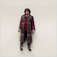 Doctor Dr Who  The 4th Fourth Doctor Action figure LOOSE OLD