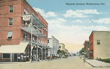 Bradentown FL * Manatee Ave. ca. 1908 * Arnold  Bradenton