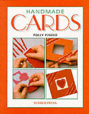 Handmade Cards by Polly Pinder NEW Art & Craft Cardmaking Book