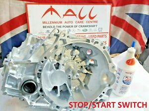 09- 2015 TOYOTA AURIS 1.8 1.6 PET MANUAL GEARBOX 6 SPEED (STOP/START SWITCH)