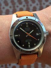 Orologio PIMAX AUTOMATIC cal. AS 1700/01 SUB DIVER 20ATM VINTAGE BLACK DIAL