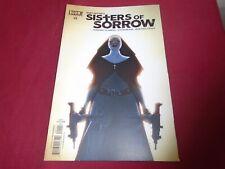 Kurt Sutter's SISTERS OF SORROW #1 Boom Comics 2017 NM-