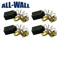 4-Pack Motor Brushes for Porter-Cable 7800 Drywall Sander - N119739 / 879058