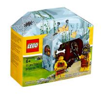 Ometti Lego 5004936 Minifig Uomini delle Caverne Minifigure Set Grotta Caveman