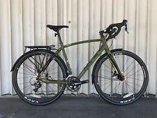 Opus Spark 4 Ae commuter/gravel Bike - Green - Reg. $1250