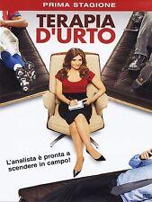 COFANETTO DVD - TERAPIA D'URTO SERIE STAGIONE 1 (3 DVD) - Nuovo!!