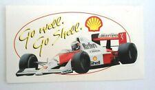 Aufkleber Shell McLaren Honda Formel 1 Sticker 80s Motorsport Boss Goodyear