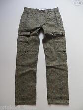 Levis® Cargo II Jeans Hose W 32 /L 32 camouflage, NEU ! Slim Straight Denim ! 46
