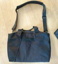 Black Crumpler Laptop Bag The Dederang Heist