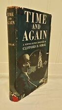 1st Ed TIME AND AGAIN Clifford Simak HCDJ 1951 Science Fiction Adventure Novel