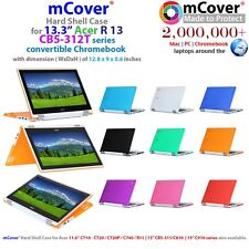 "NUOVO mCover Hard Shell Case per 13,3 ""Acer Chromebook R13 cb5-312t Laptop"