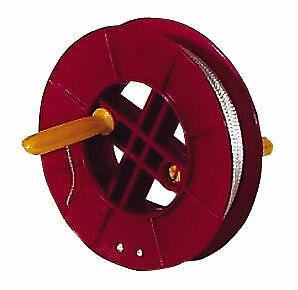 100m Drachenschnur Hand Spule rot Drachen Drachenspule für Kinder Erwachsene neu